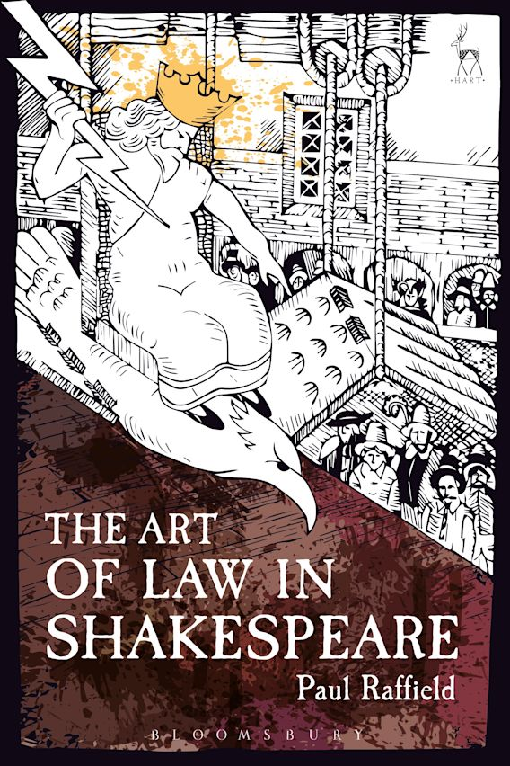 The Art of Law in Shakespeare cover