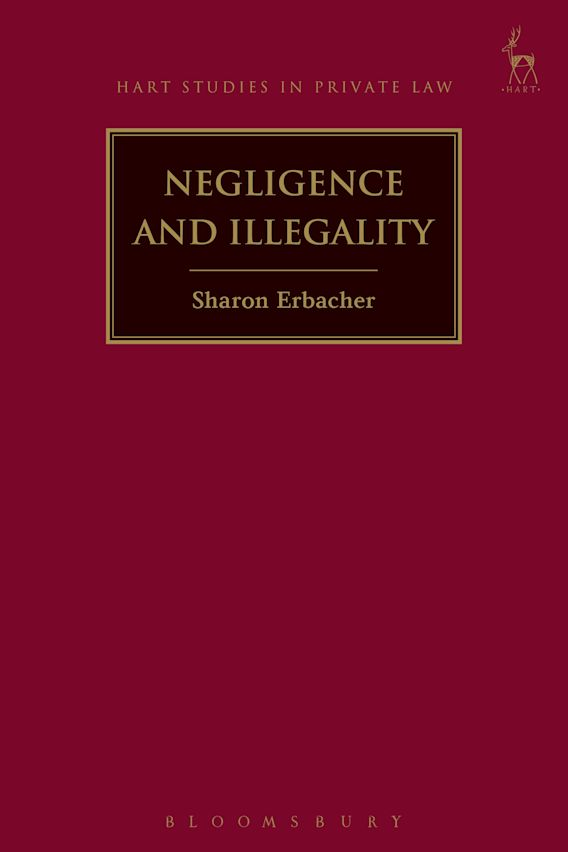 Negligence and Illegality cover