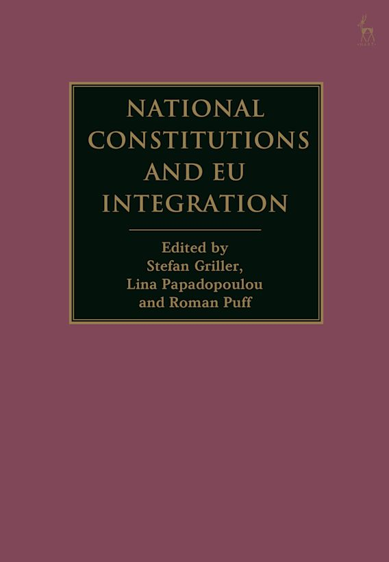 National Constitutions and EU Integration cover