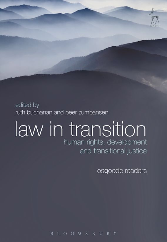 Law in Transition cover