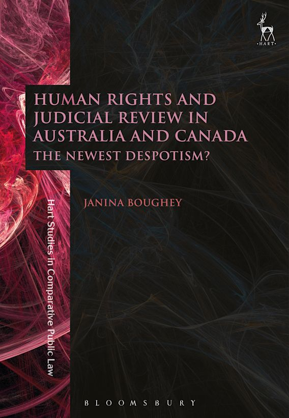 Human Rights and Judicial Review in Australia and Canada cover