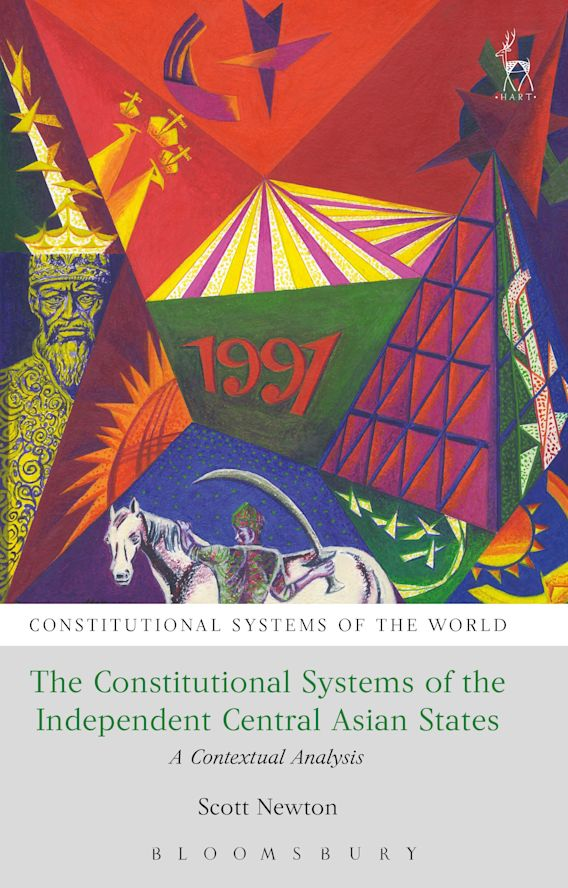 The Constitutional Systems of the Independent Central Asian States cover