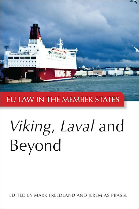 Viking, Laval and Beyond cover