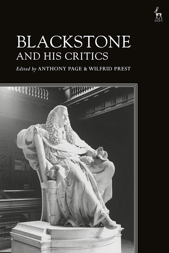 Blackstone and His Critics cover