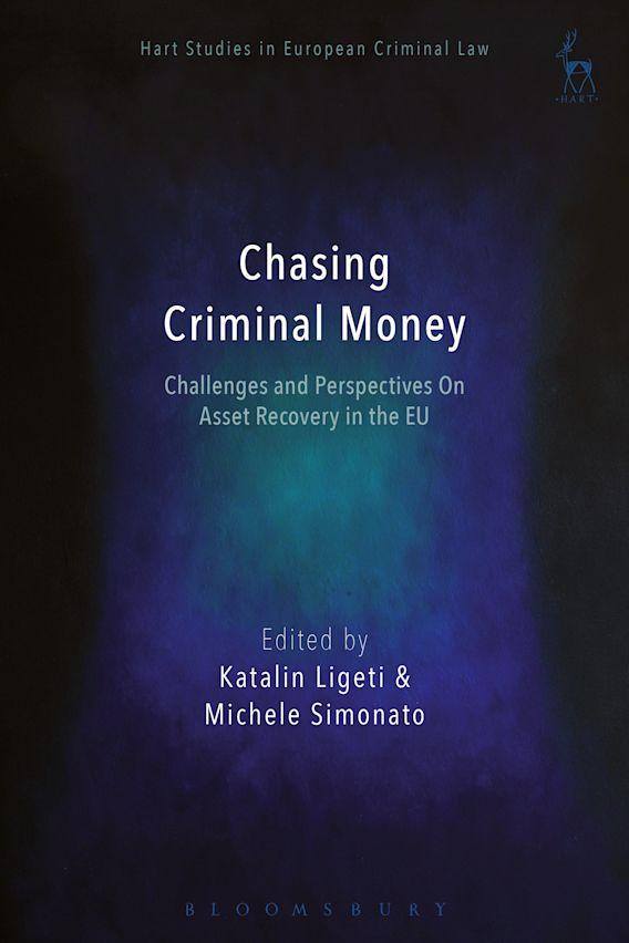 Chasing Criminal Money cover