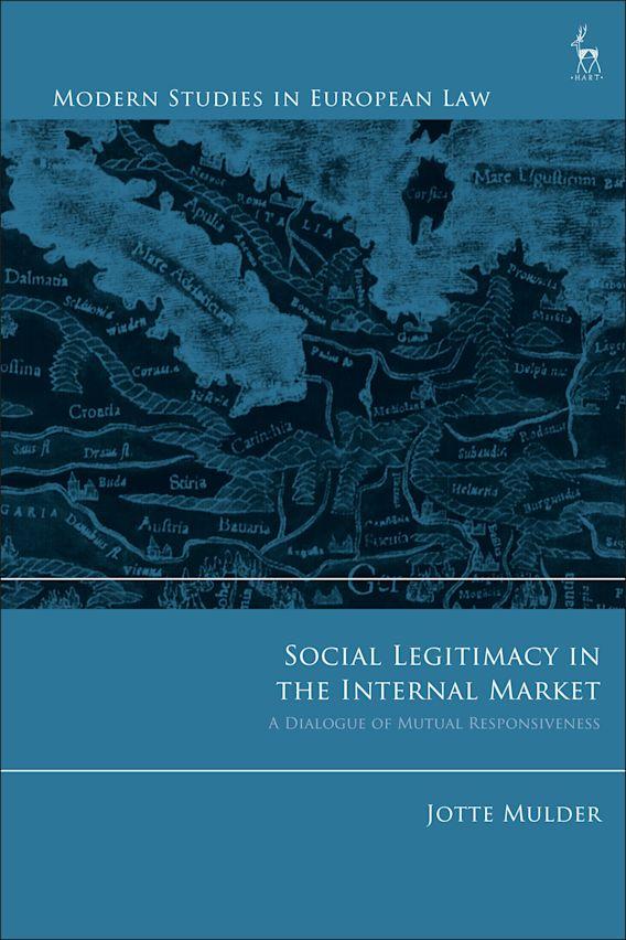 Social Legitimacy in the Internal Market cover