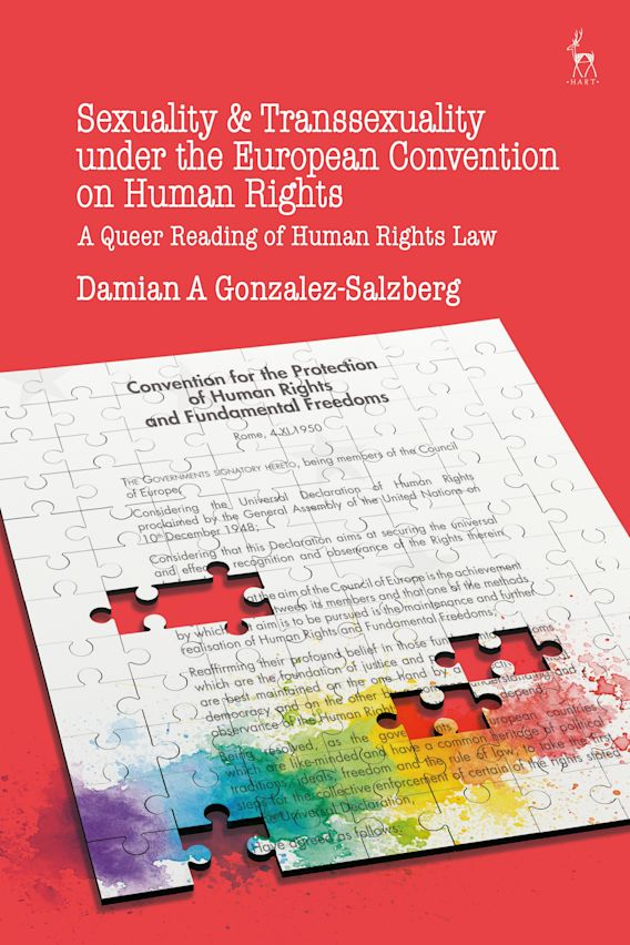 Sexuality and Transsexuality Under the European Convention on Human Rights cover