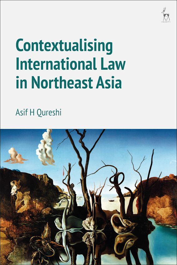 Contextualising International Law in Northeast Asia cover