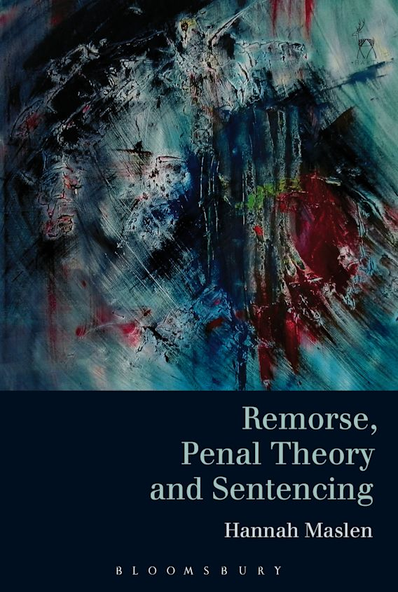 Remorse, Penal Theory and Sentencing cover