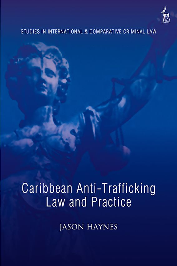 Caribbean Anti-Trafficking Law and Practice cover