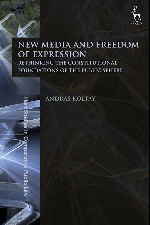 New Media and Freedom of Expression cover
