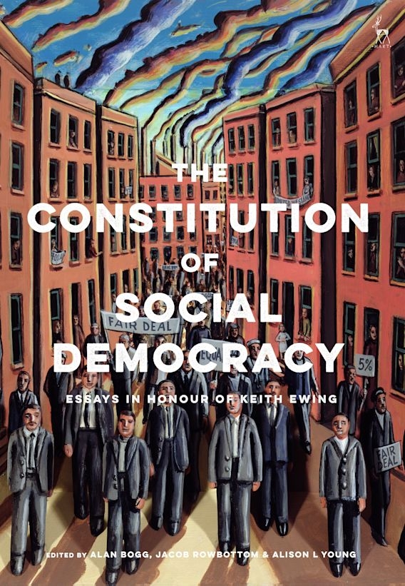 The Constitution of Social Democracy cover