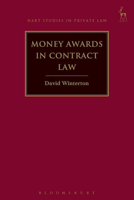 Money Awards in Contract Law cover