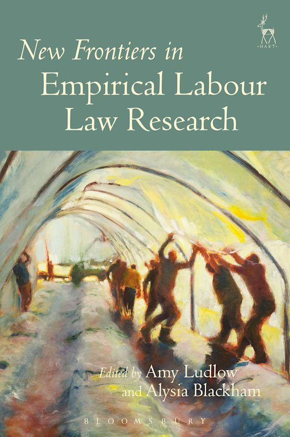 New Frontiers in Empirical Labour Law Research cover