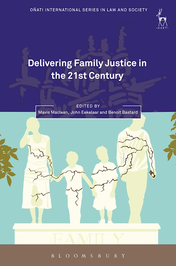 Delivering Family Justice in the 21st Century cover
