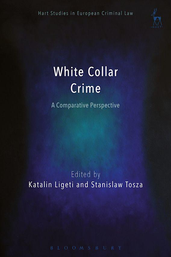 White Collar Crime cover