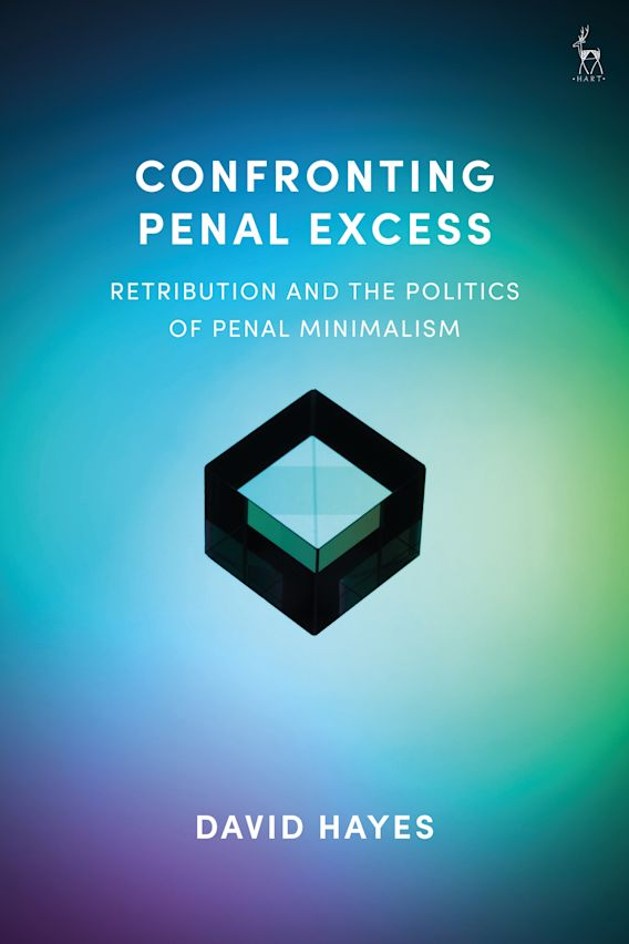 Confronting Penal Excess cover
