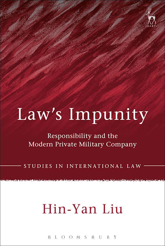 Law's Impunity cover