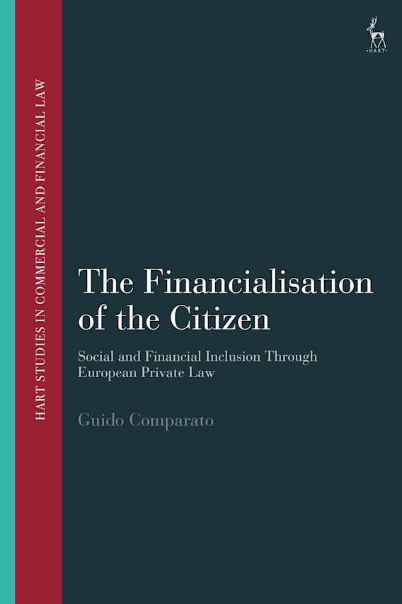 The Financialisation of the Citizen cover