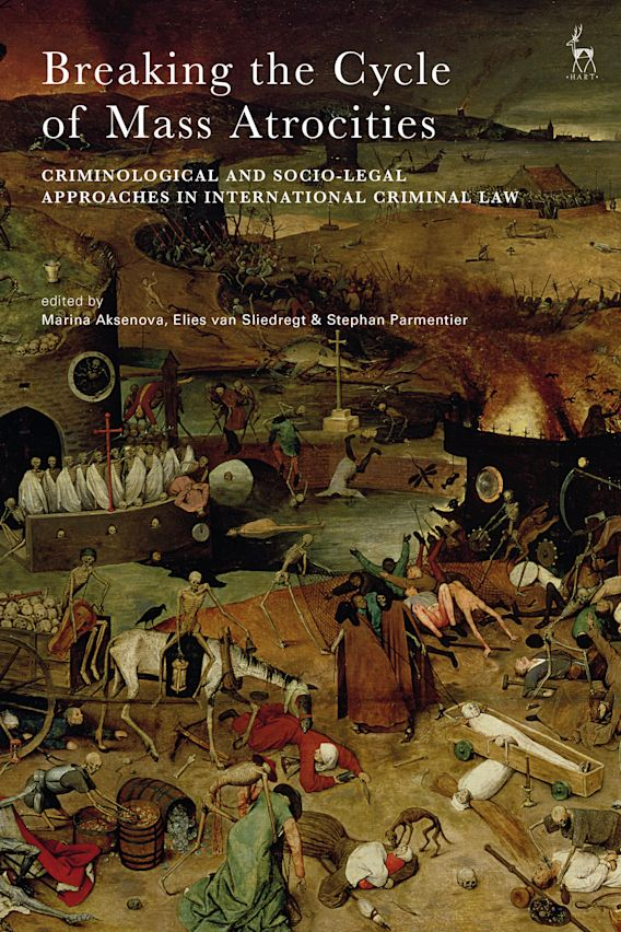Breaking the Cycle of Mass Atrocities cover
