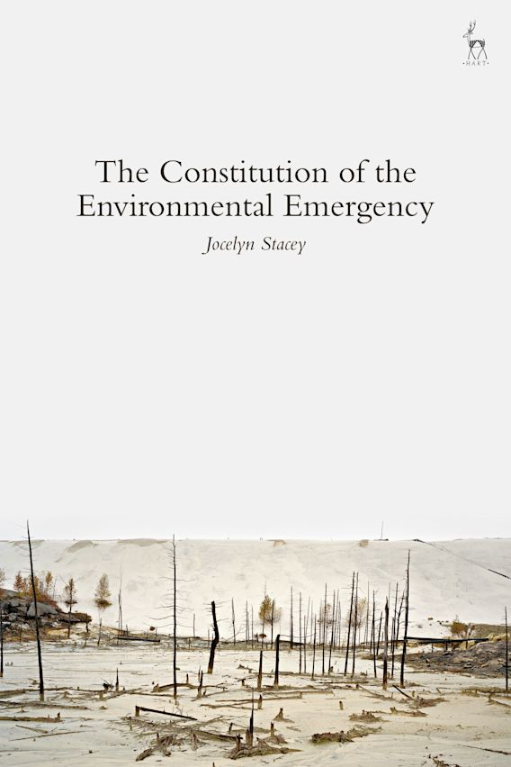 The Constitution of the Environmental Emergency cover