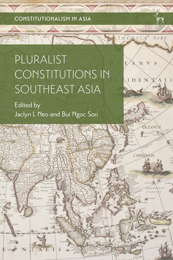 Pluralist Constitutions in Southeast Asia cover