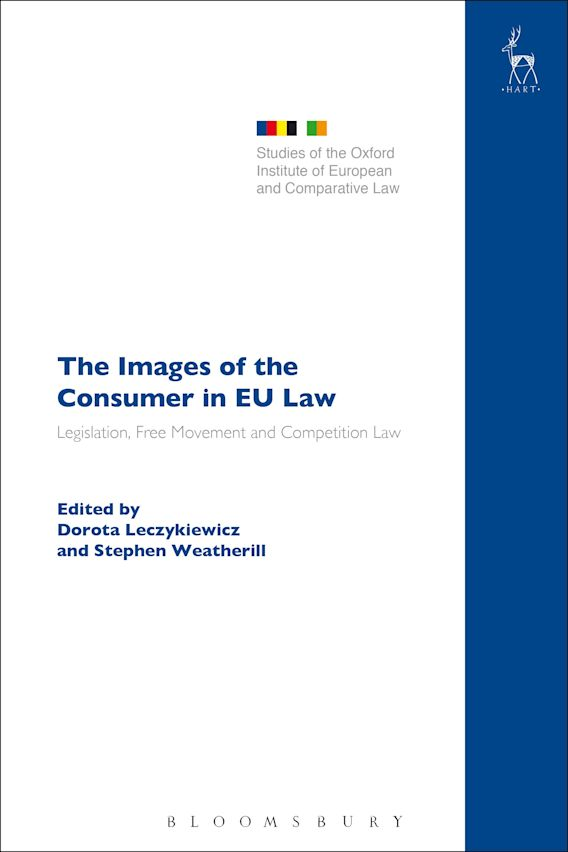 The Images of the Consumer in EU Law cover