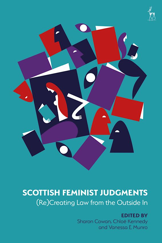 Scottish Feminist Judgments cover