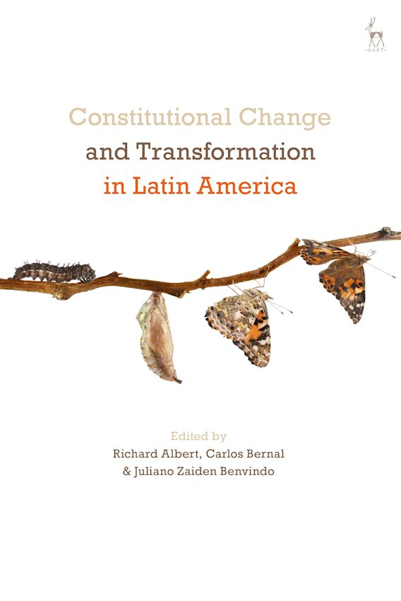 Constitutional Change and Transformation in Latin America cover