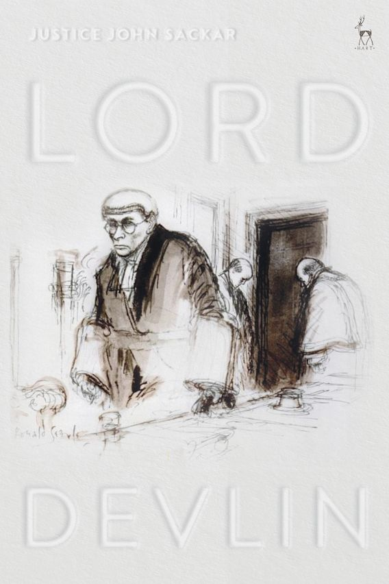 Lord Devlin cover