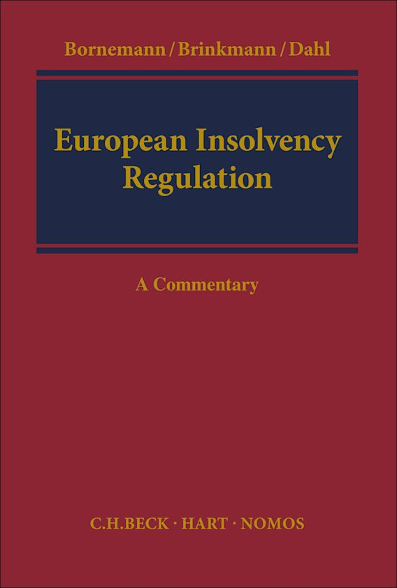 European Insolvency Regulation cover