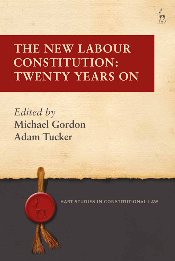 The New Labour Constitution cover