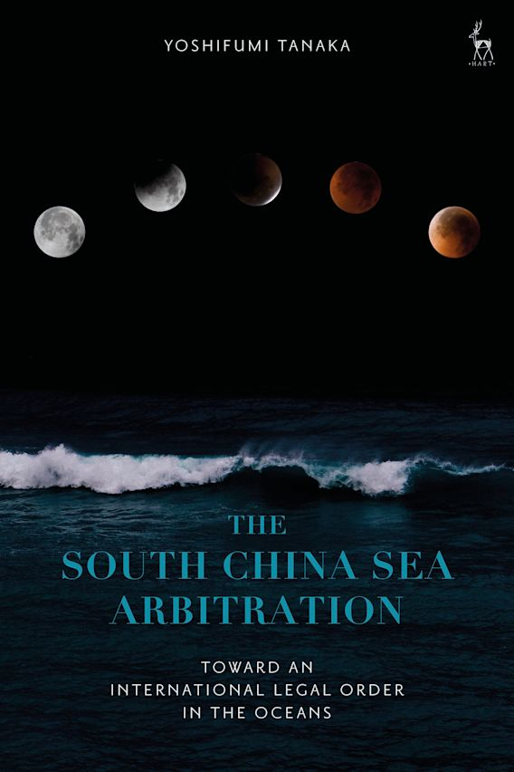 The South China Sea Arbitration cover