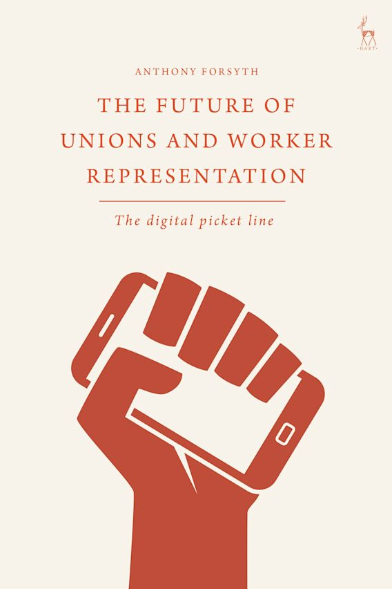 The Future of Unions and Worker Representation cover