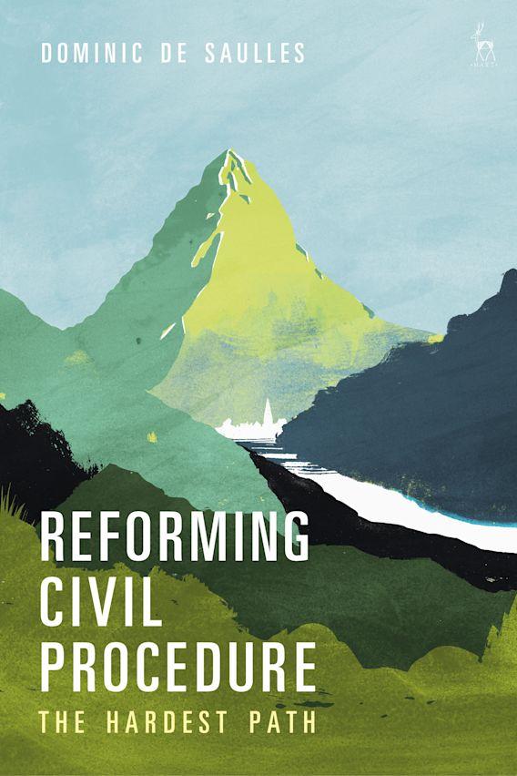 Reforming Civil Procedure cover