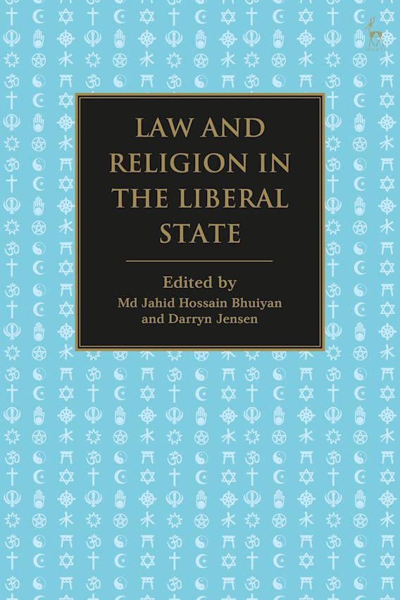 Law and Religion in the Liberal State cover