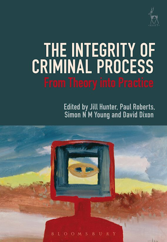 The Integrity of Criminal Process cover