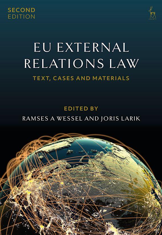 EU External Relations Law cover