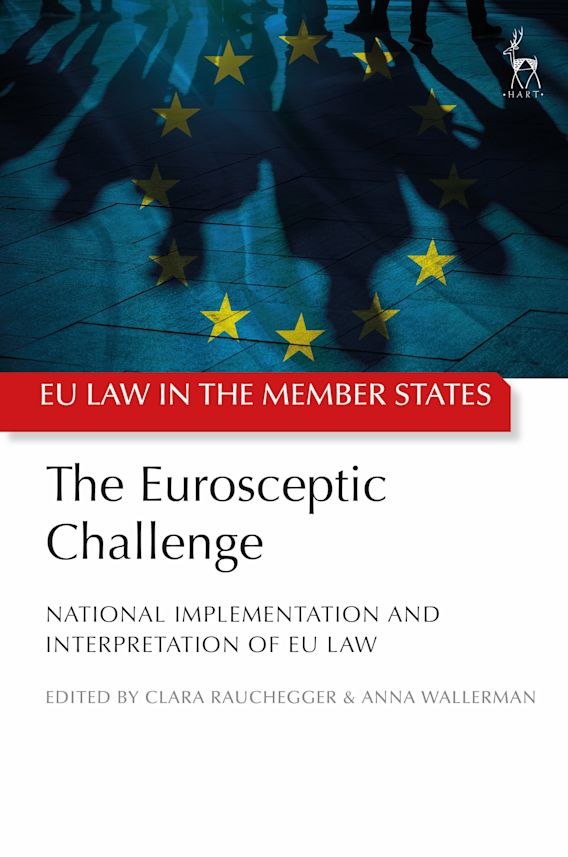 The Eurosceptic Challenge cover