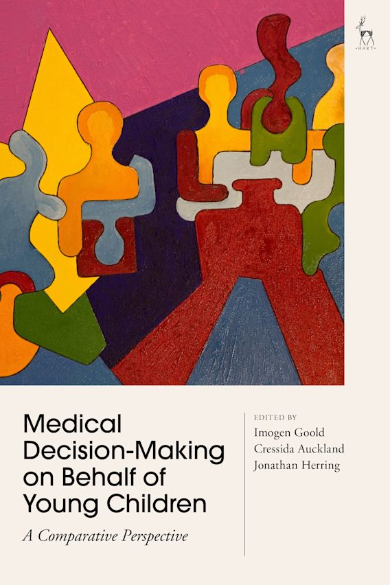 Medical Decision-Making on Behalf of Young Children cover