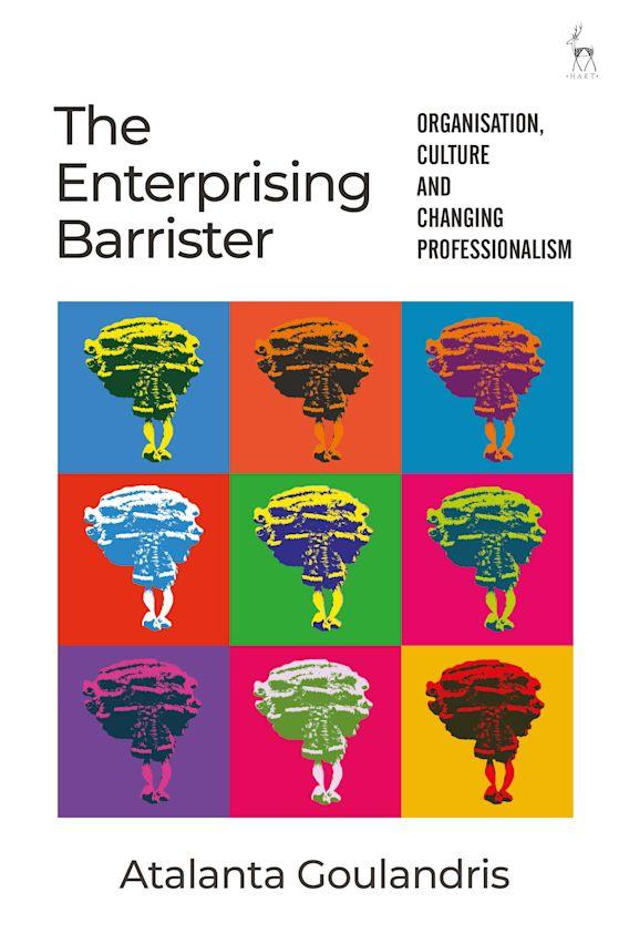 The Enterprising Barrister cover