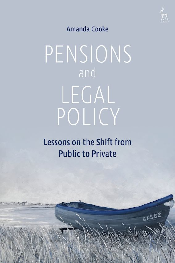 Pensions and Legal Policy cover