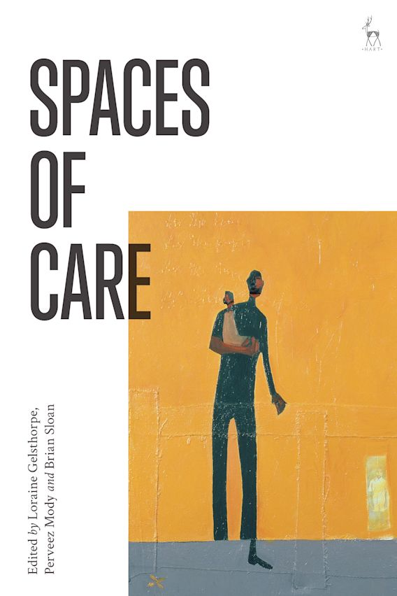 Spaces of Care cover
