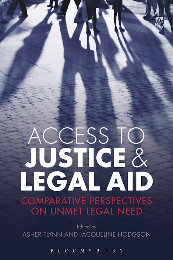 Access to Justice and Legal Aid cover