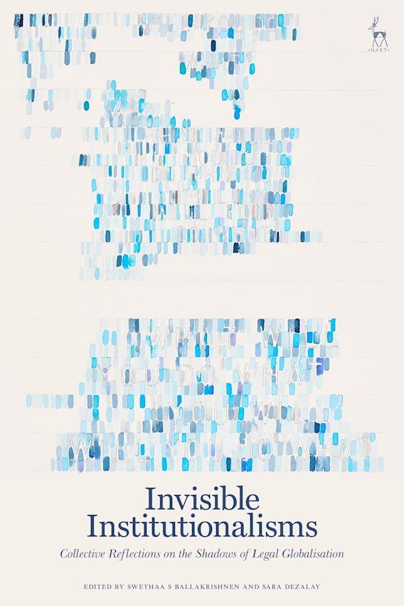 Invisible Institutionalisms cover