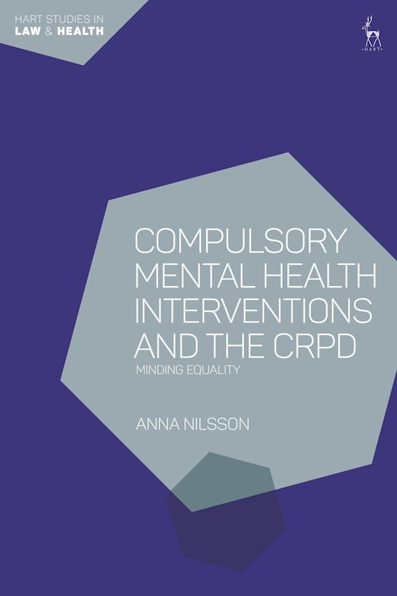Compulsory Mental Health Interventions and the CRPD cover