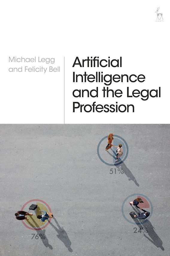 Artificial Intelligence and the Legal Profession cover