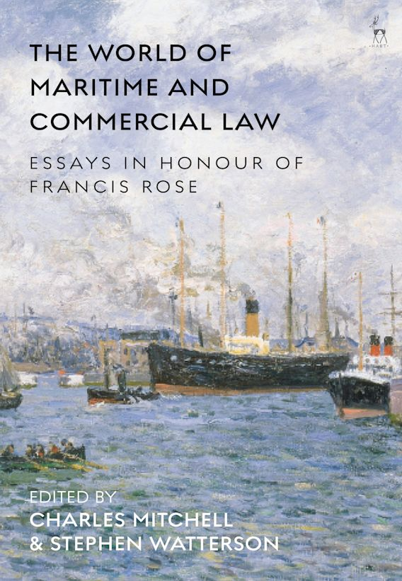 The World of Maritime and Commercial Law cover