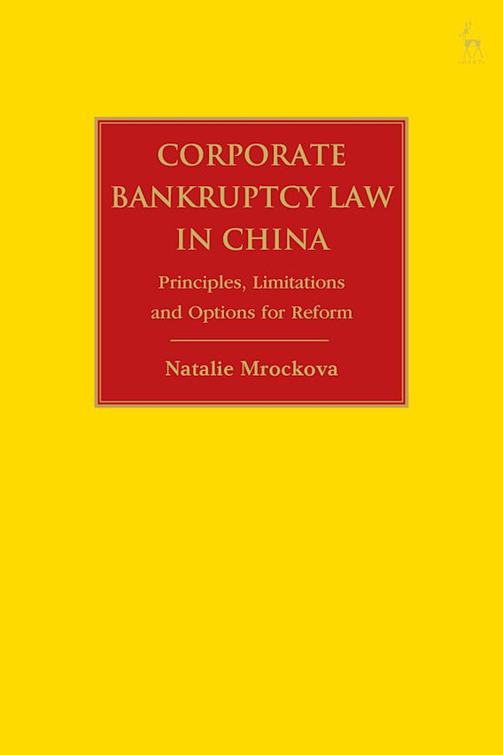 Corporate Bankruptcy Law in China cover