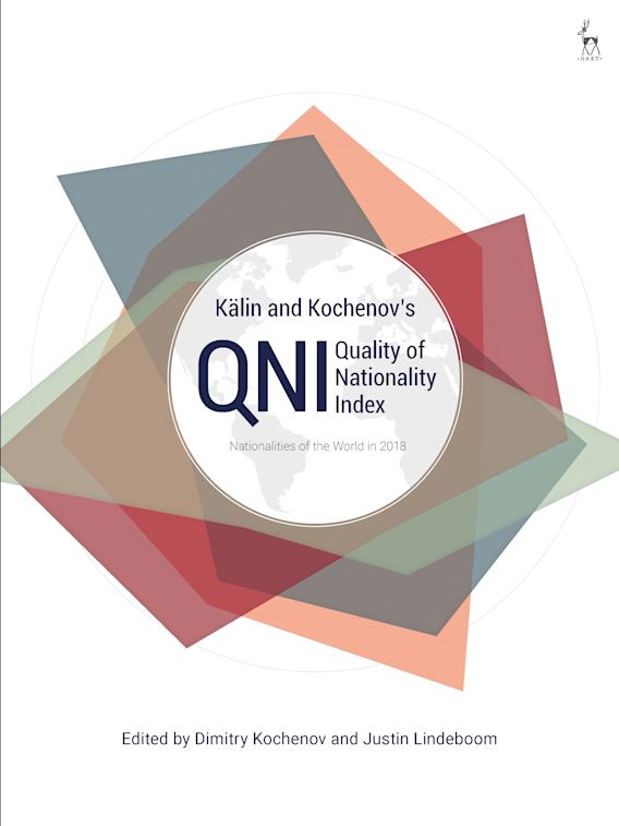 Kälin and Kochenov's Quality of Nationality Index cover